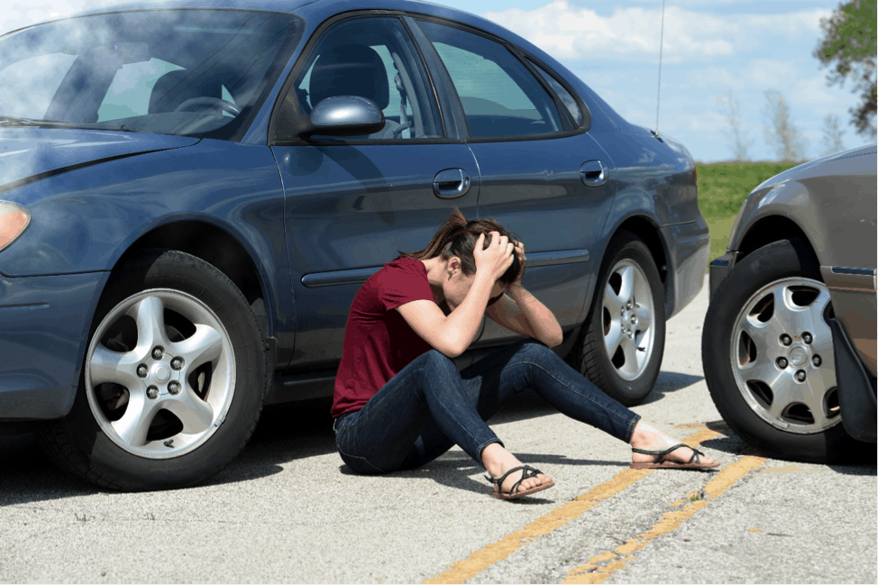 What Type of Driving Actions Can Cause Car Accidents?