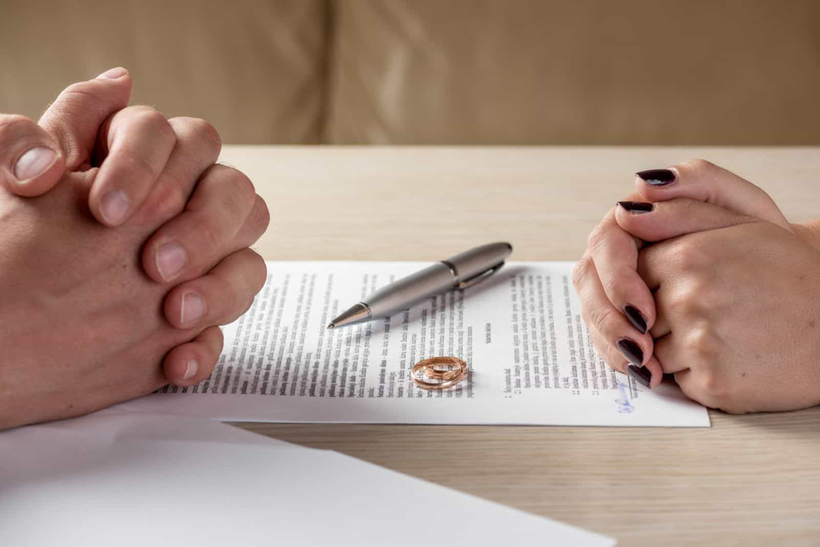 What Makes A Prenuptial Agreement Valid Springs Law Group