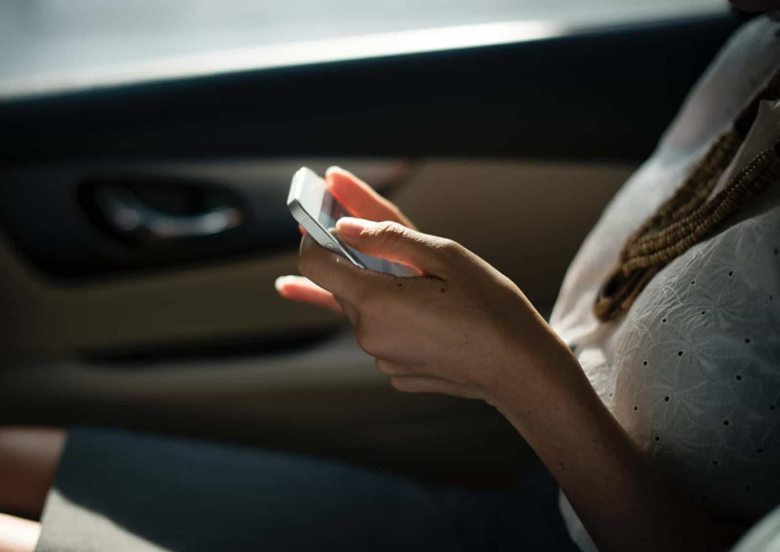 Colorado Auto Accident Caused by Cell Phone Use